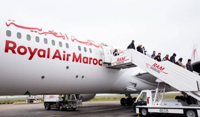 Royal Air Maroc reactiva sus vuelos con destino al Reino Unido